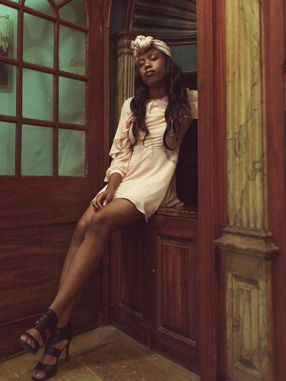 Kimberly Okeke