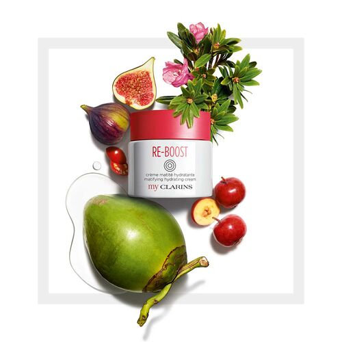 Clarins Re-Boost Refreshing Hydrating Cream