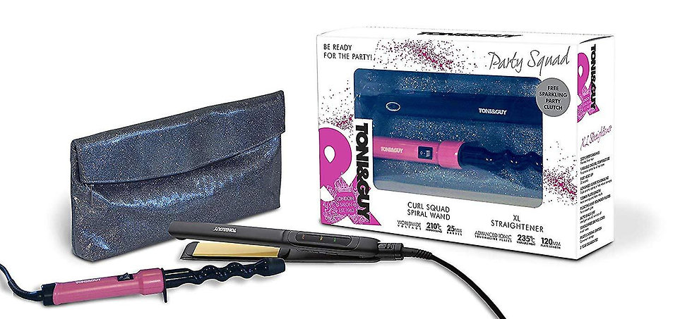 Toni&Guy Party Squad Gift Set