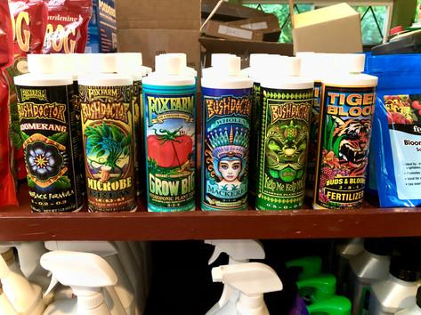 FoxFarm Liquid Fertilizer
