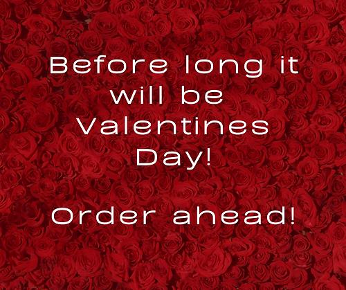 Red Rose Photo Valentine's Day Facebook
