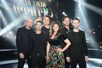 Beatbox Group in Eurovision Finals