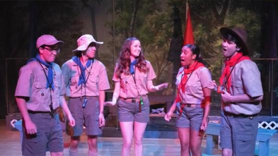 Darlene in Camp, A New Musical!