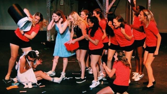Carrie White in Carrie The Musical