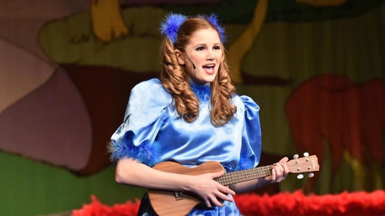 Gertrude McFuzz in Seussical The Musical
