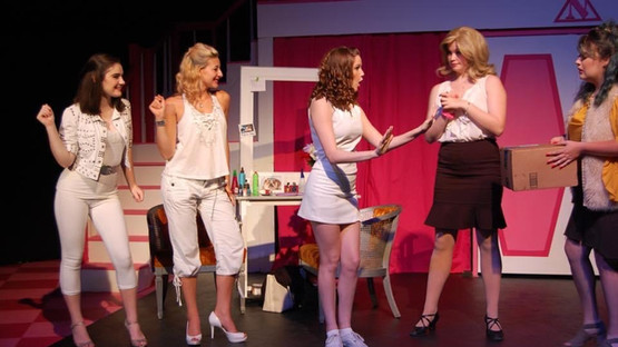 Serena in Legally Blonde The Musical