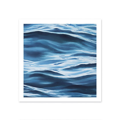 "Signed Print 8.5 in. x 8.5 in. - ""Equanimity"""
