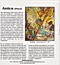iberoAmericana by Norma Aranibar