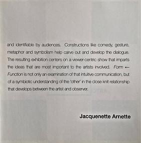 Jacqueline Arnete
