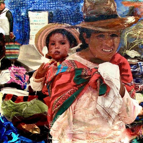 Market in Colca