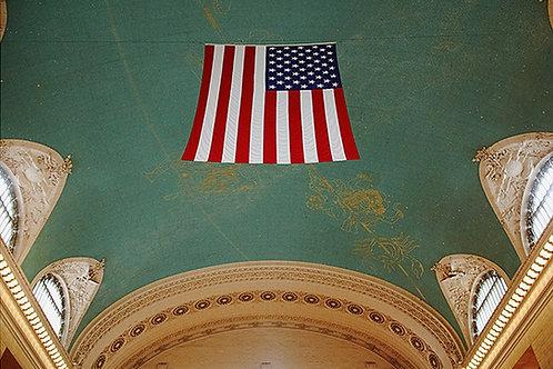 Flag Among Windows