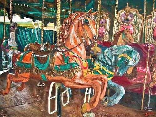 Bayside Carousel