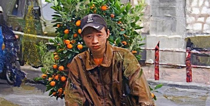 Delivering an Orange Tree
