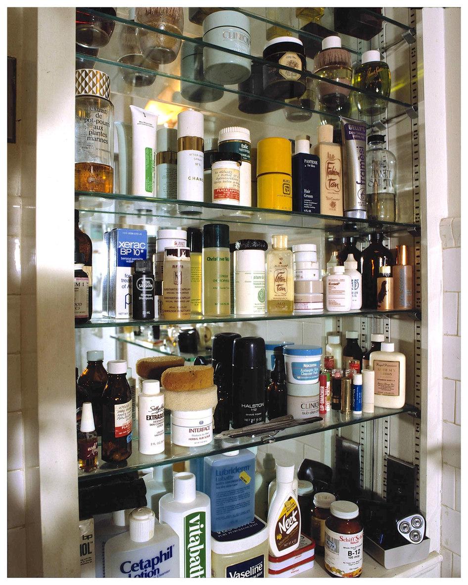 Andy Warhol's Medicine Cabinet