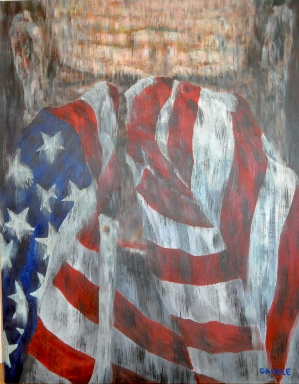 Grief, the Flag