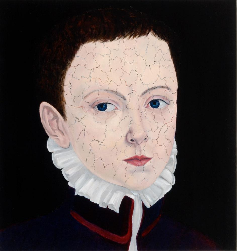 Memory of a Boy 1560