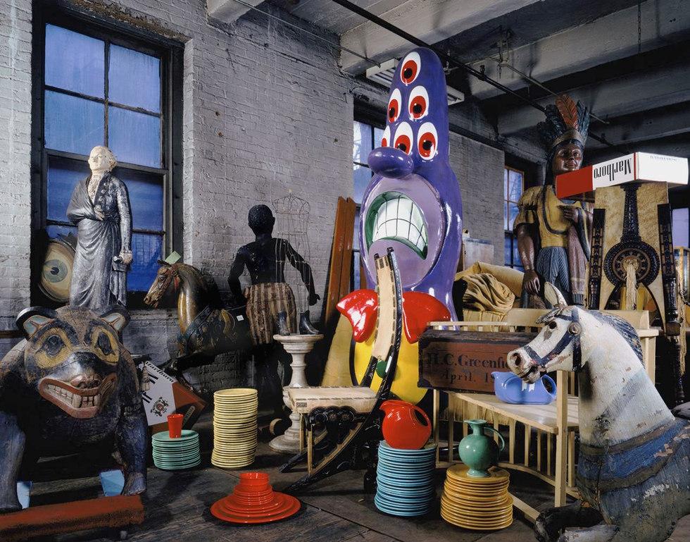 Andy Warhol's Warehouse
