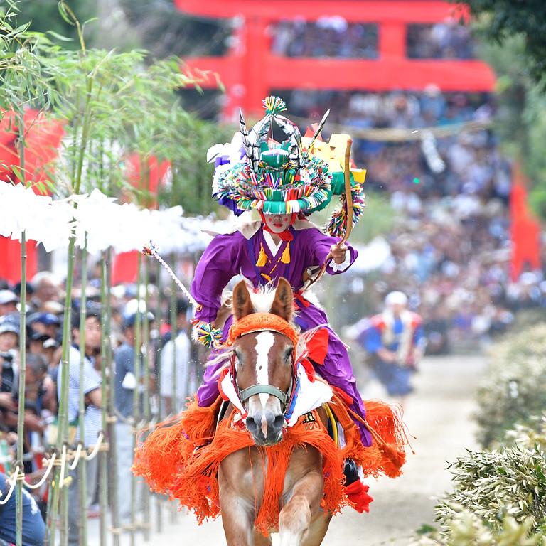 Koyama Yabusame Festival 2020