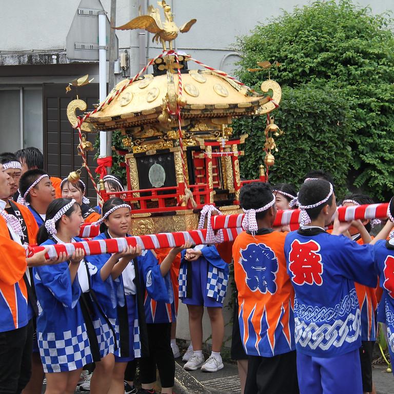 26th Uchinoura Rocket Festival