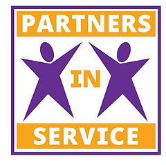 Partners IN Service logo