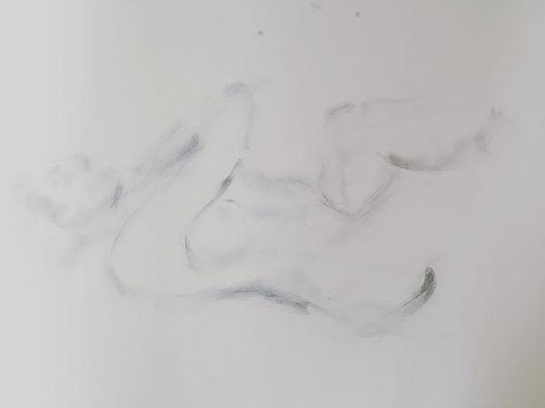 #drawing #figuredrawing #art #charcoal #