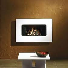Hole in the wall Gas Fire Installation
