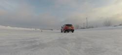 ледовый полигон