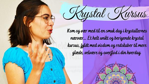 Krystal Kursus