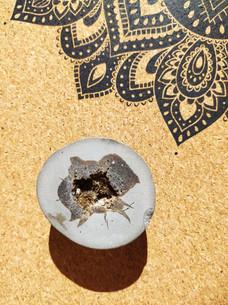 Septarie Nodule Geode