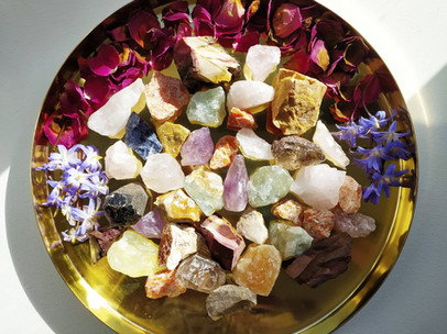 Rå Krystaller