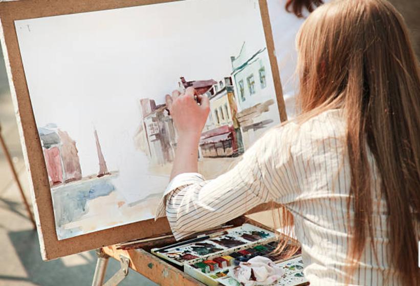 Clases dibujo y pintura. Rivas-Vacia