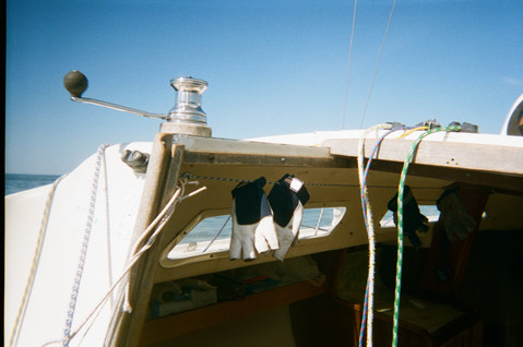sailing in the Baltic Sea /2020