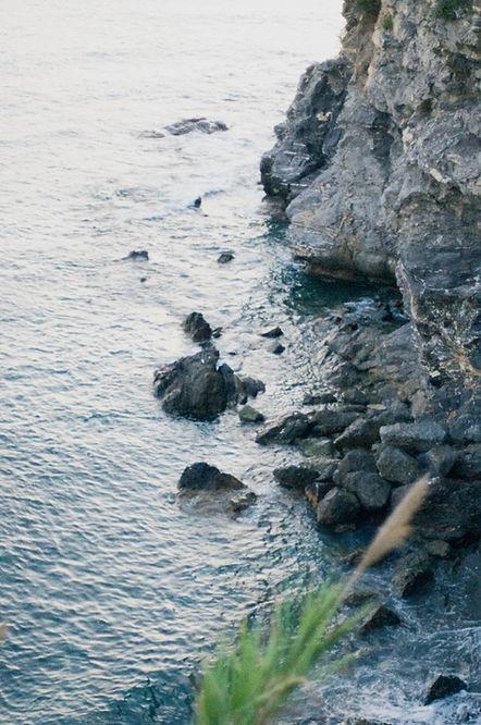 Liguria seaside, Italia. Saara Vuola