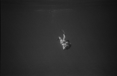 Hannah in the water /2021