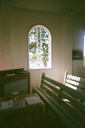 the church of Aspö, a little island in Finland /2020
