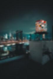 Nuit dans la ville