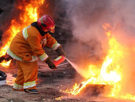 Жителей Химок призывают к осторожному обращению с огнем