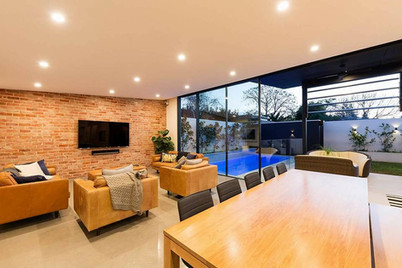 Residential Concrete Floor