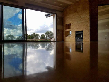 Custom Polished Flooring Adelaide