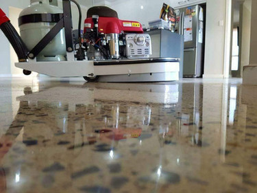 Aggregate Floor Polishing Adelaide