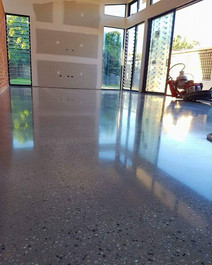 Polishing House Slab