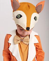 Traje de Fox