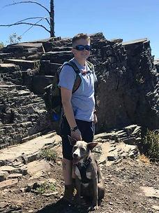Me&Puck on Hike.jpg