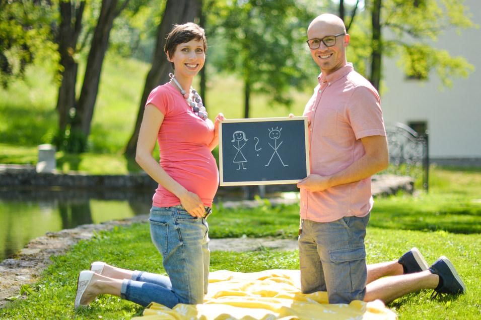 nosečniško fotografiranje