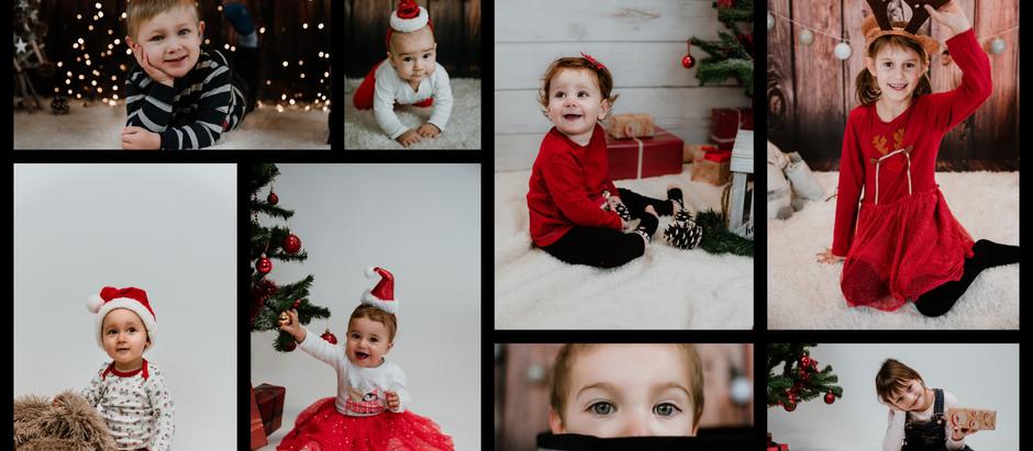 Božična fotkanja pri nas :)