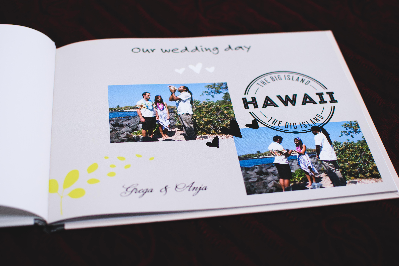 Vaša poročna Foto Knjiga