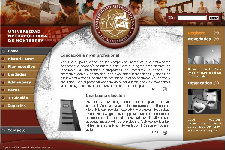 Universidad Metropolitana de MTY