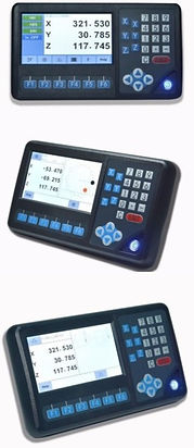 Digitech DRO Tela LCD