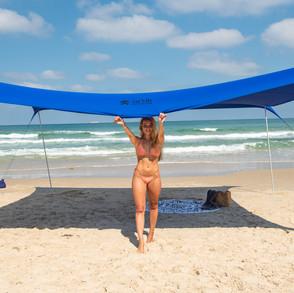 Family Beach Tent Canopy Sunshade