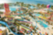 perfect-day-coco-cay-island-aerial-sunny